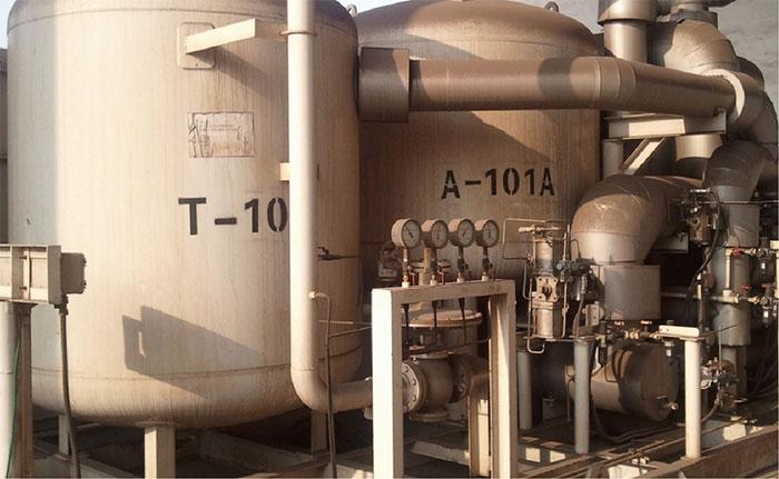 VPSA真空变压吸附制氧设备