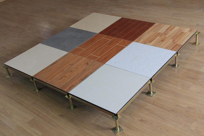 陶瓷面防静电架空地板